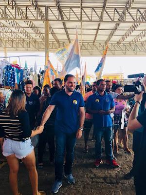 Jovem empresário da Bahia pode ser eleito deputado federal com apenas 25 mil votos