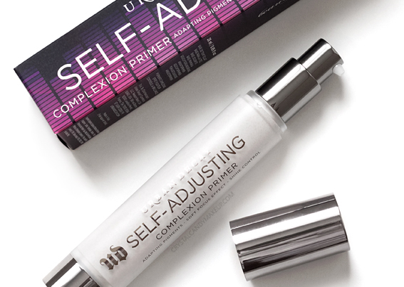 Urban Decay Self-Adjusting Complexion Primer Review