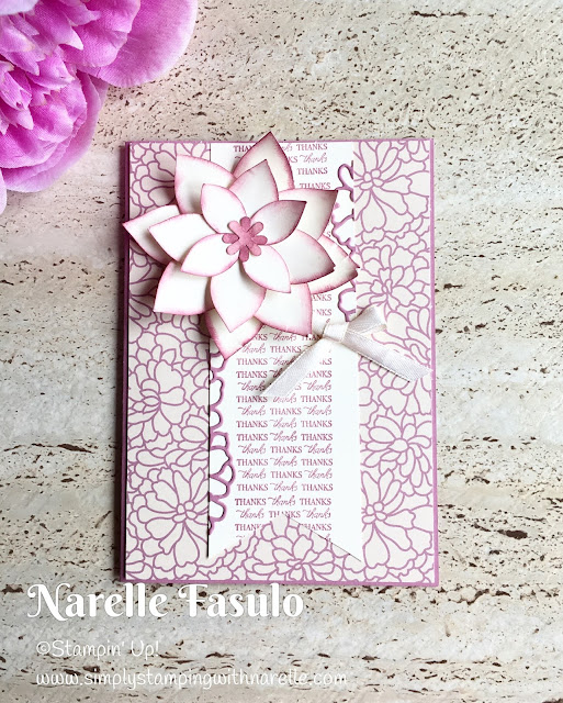 Falling in Love - Simply Stamping with Narelle
