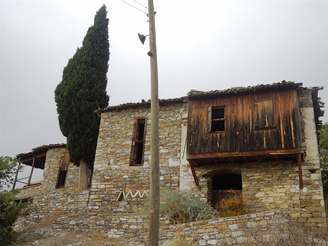 Zamana direnen Domatia evi