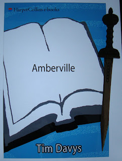 Portada del libro Amberville, de Tim Davys