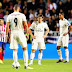 Real Madrid vacila defensivamente e perde para o Atlético de Madrid na Supercopa