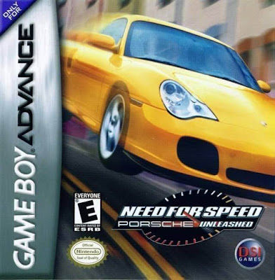 โหลดเกม Need For Speed Porsche Unleashed .gba