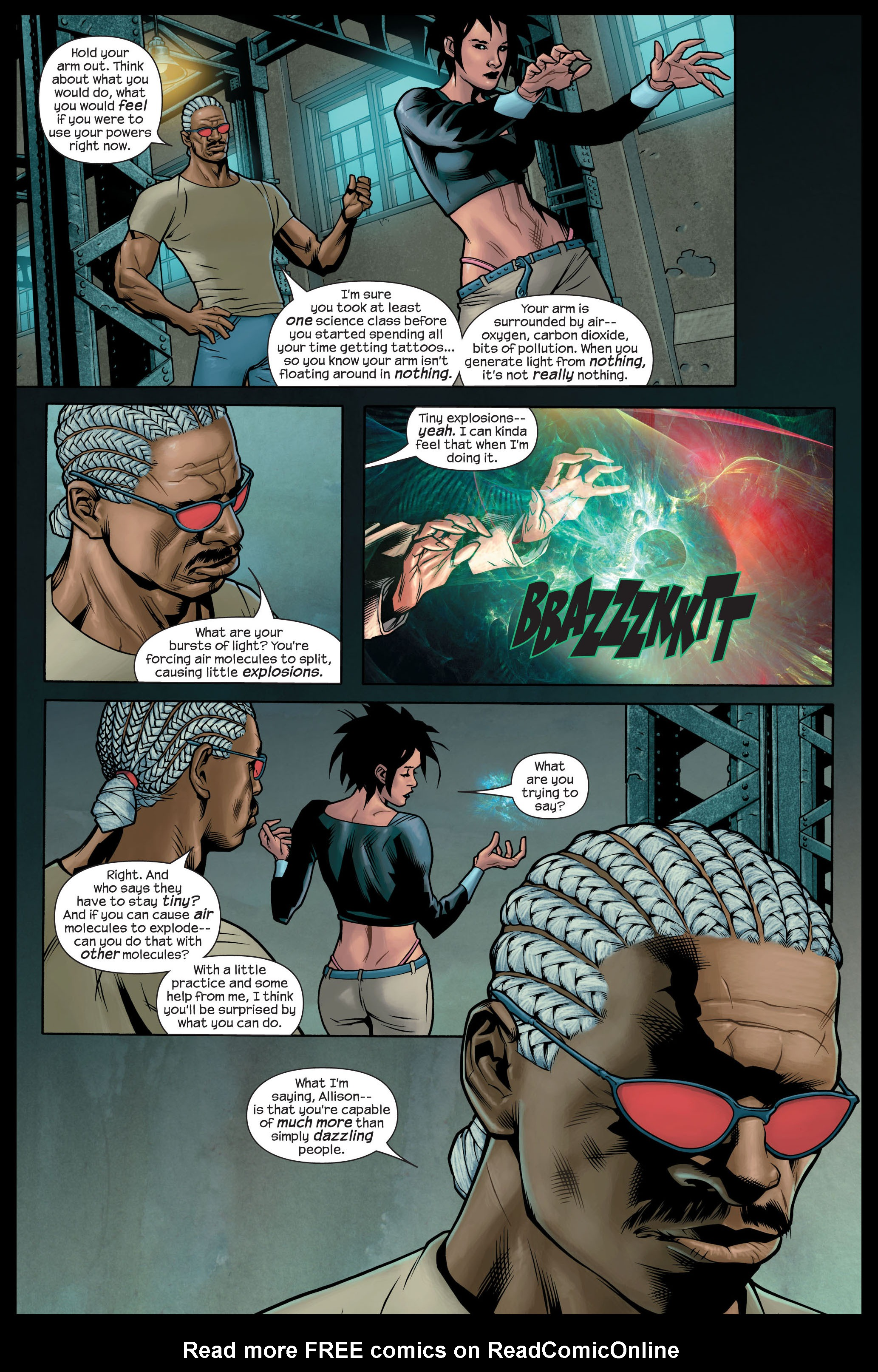 Read online Ultimate X-Men comic -  Issue #84 - 14