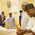 Buhari's return: The good work continues, says Saraki