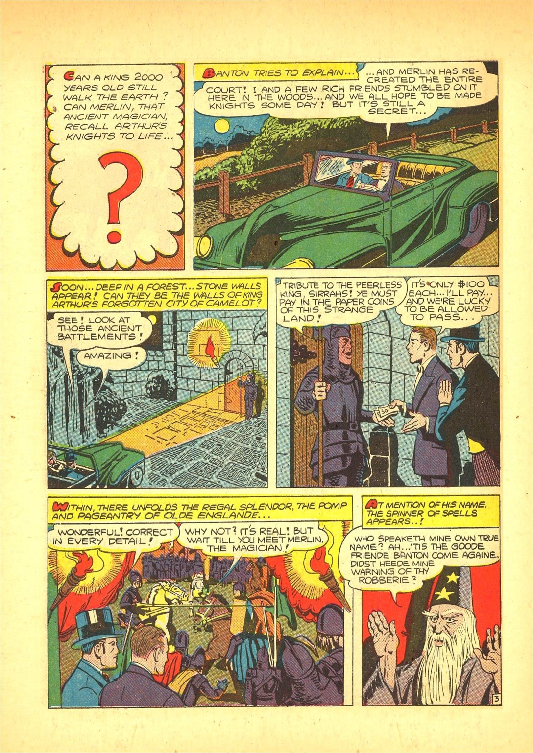 Read online Action Comics (1938) comic -  Issue #72 - 51