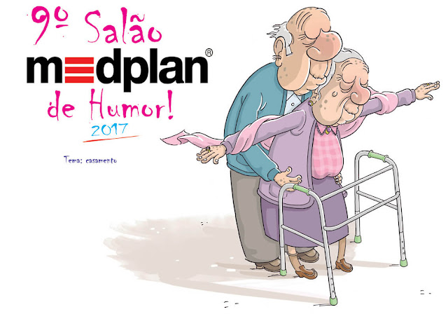 Catalog of 9º Salão Medplan de Humor 2017