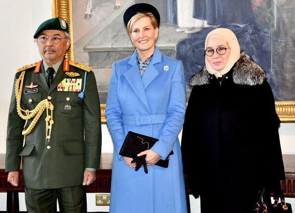 King Yang di Pertuan Agong of Malaysia and Queen Raja Permaisuri Agong of Malaysia