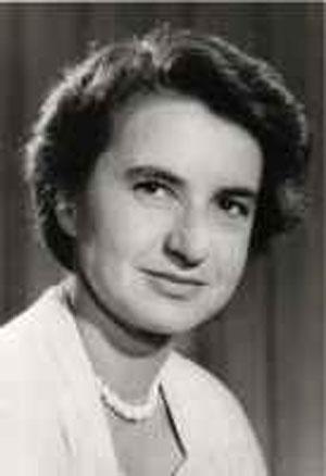 La Ciencia En Rosa Mujeres En La Ciencia Rosalind Franklin