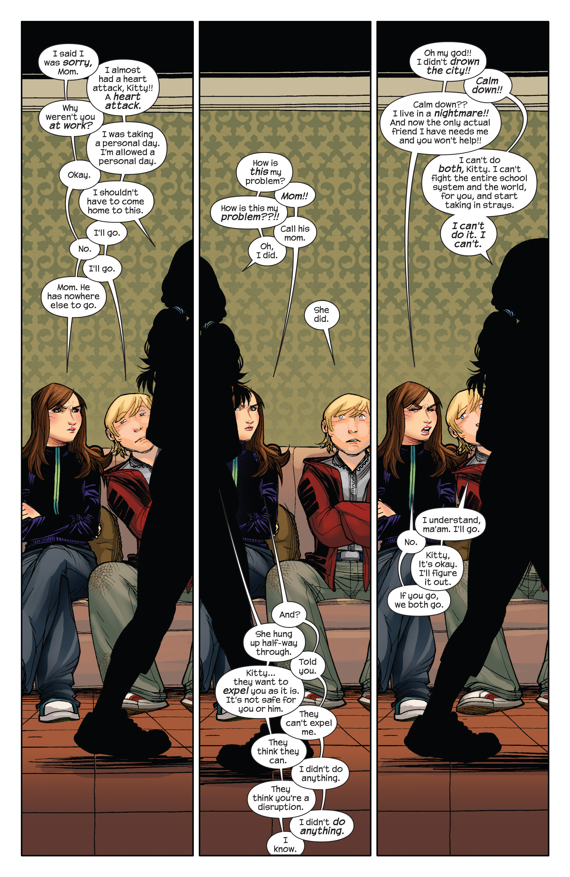 Read online Ultimate Spider-Man (2009) comic -  Issue #5 - 12