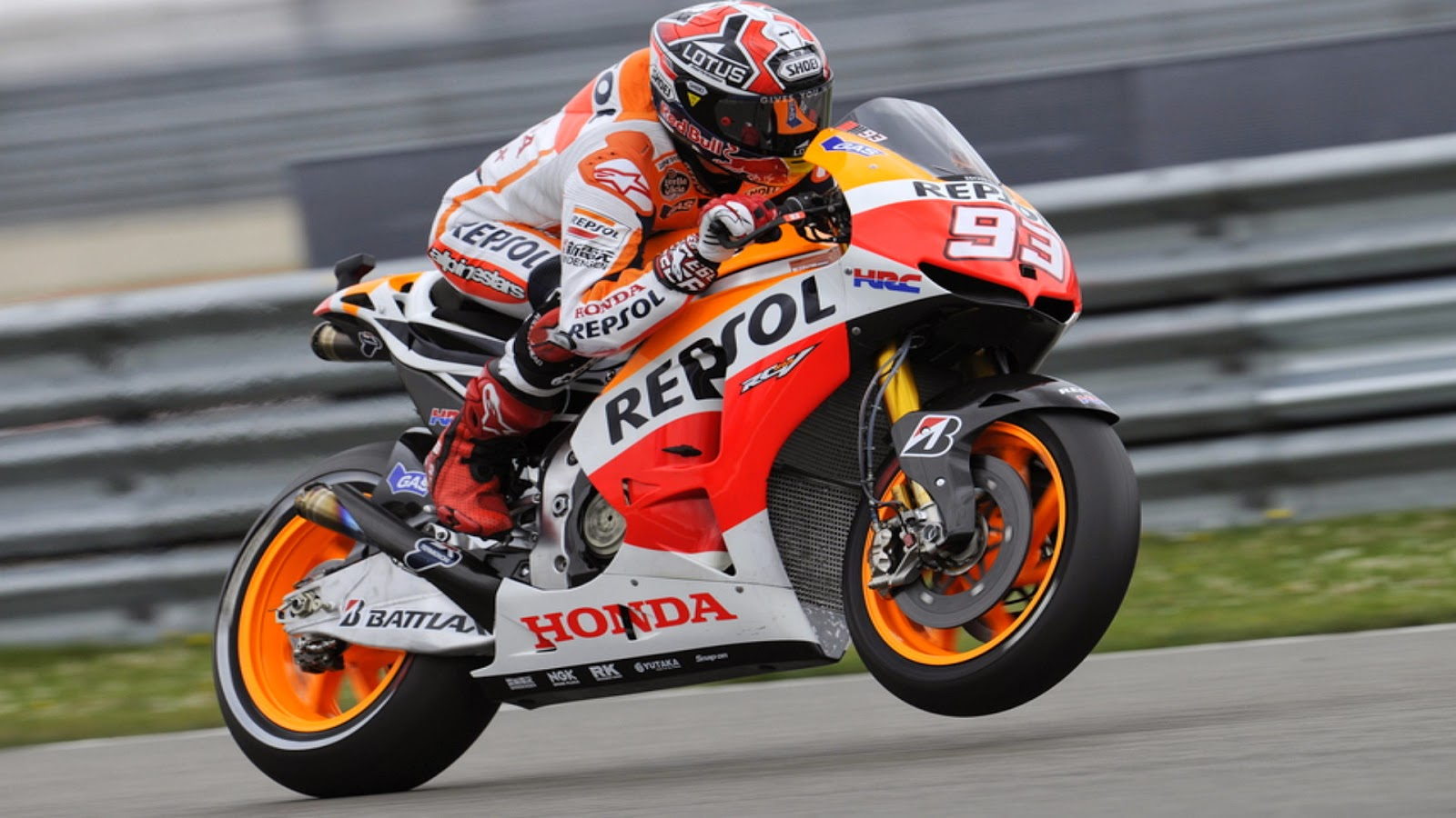 Marc Marquez HD Wallpaper 2014