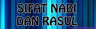 Sifat Wajib Nabi dan Rasul (Sidiq, Amanah, Tabligh, Fathanah dan Artinya)