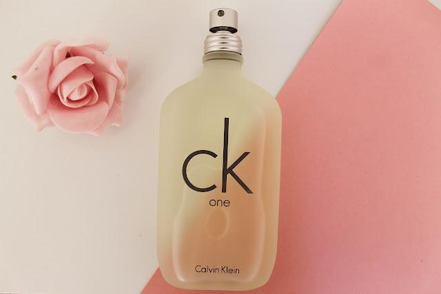 perfume CK one de Calvin Klein