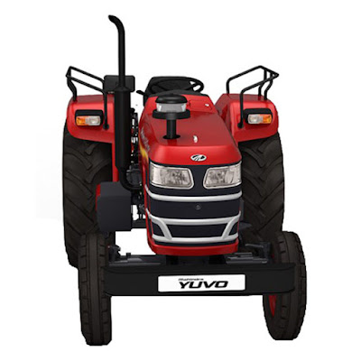 Mahindra YUVO Tractor All Range Hd Images