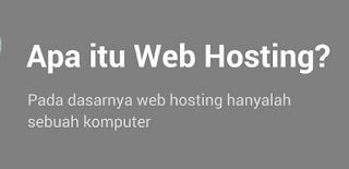 Usaha Web Hosting, Kenapa Tidak!