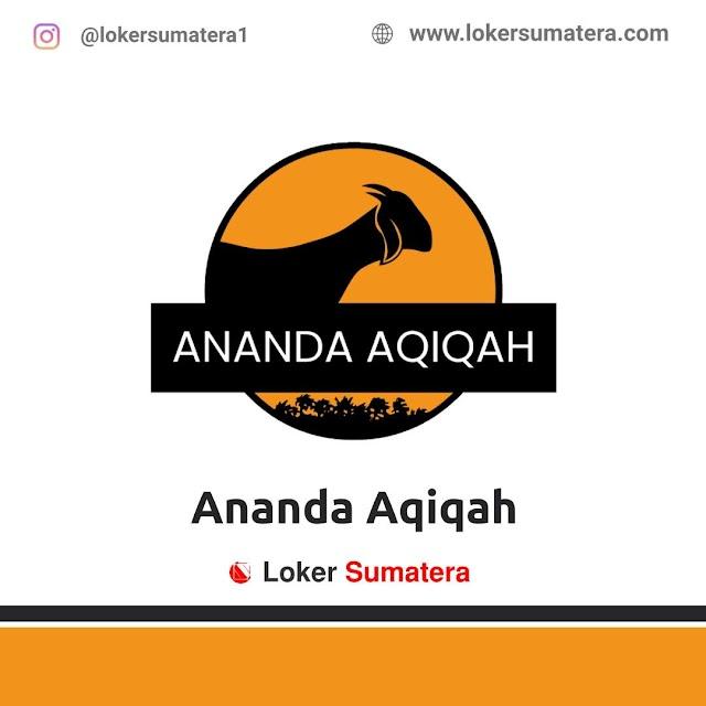 Lowongan Kerja Pekanbaru, Ananda Aqiqah Agustus 2021