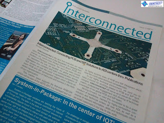 Newsletter Front Page- PCB and SiP