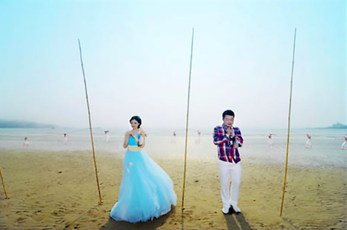 Pasangan Ini Terkejut Saam Dua Foto Yang 11 Tahun Lalu Sebelum Mereka Itu Menikah