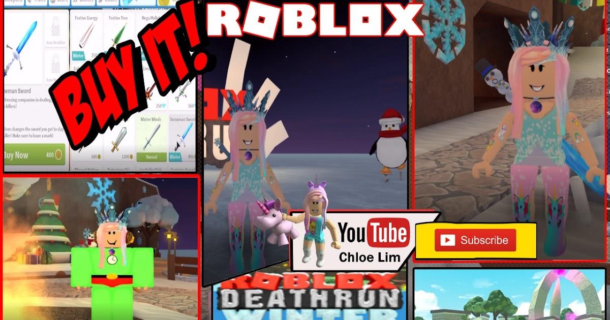 Roblox Deathrun Winter Codes 2018 Roblox New Codes 2019 August Live