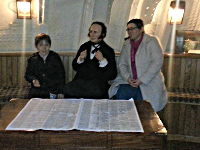 Isambard Kingdom Brunel Waxwork