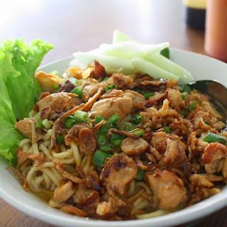 Resep Mie Ayam Solo Asli Kuah Kental