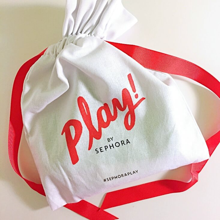 Play! by Sephora July 2018 bag