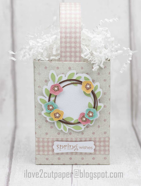 Spring Wishes Box - Pazzles Design Team