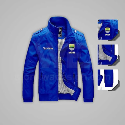 Jacket Playmaker Persib