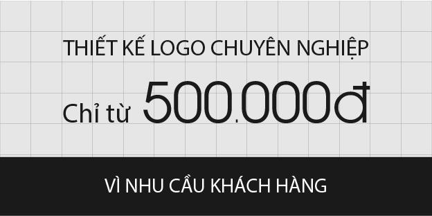 Thiết kế logo online, giá rẻ cho danh nghiệp nhỏ