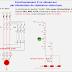 simulation de schema de démarrage par élimination de résistance statorique محاكات دائرة تشغيل محرك ثلاثي الاطوار بواسطة المقاومات