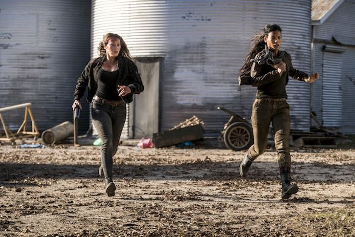 Fear The Walking Dead - Season 4 - Promos, Cast and Promotional Photos, Featurette + Key Art *Updated 9th April 2018*