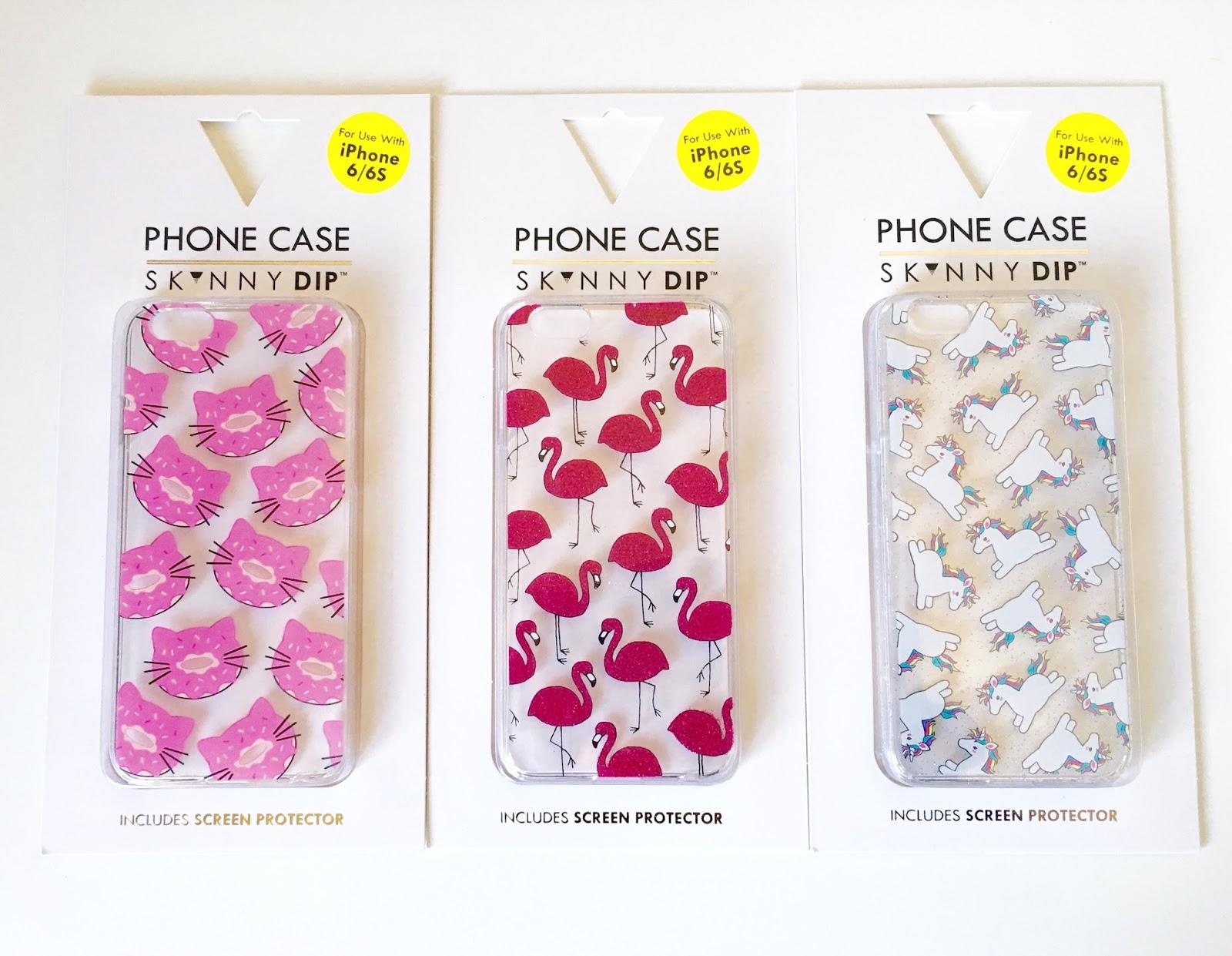 Skinny Dip London iPhone Cases