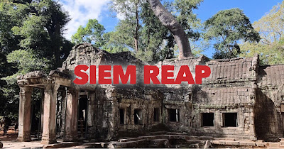 SIEM REAP TRAVEL GUIDES