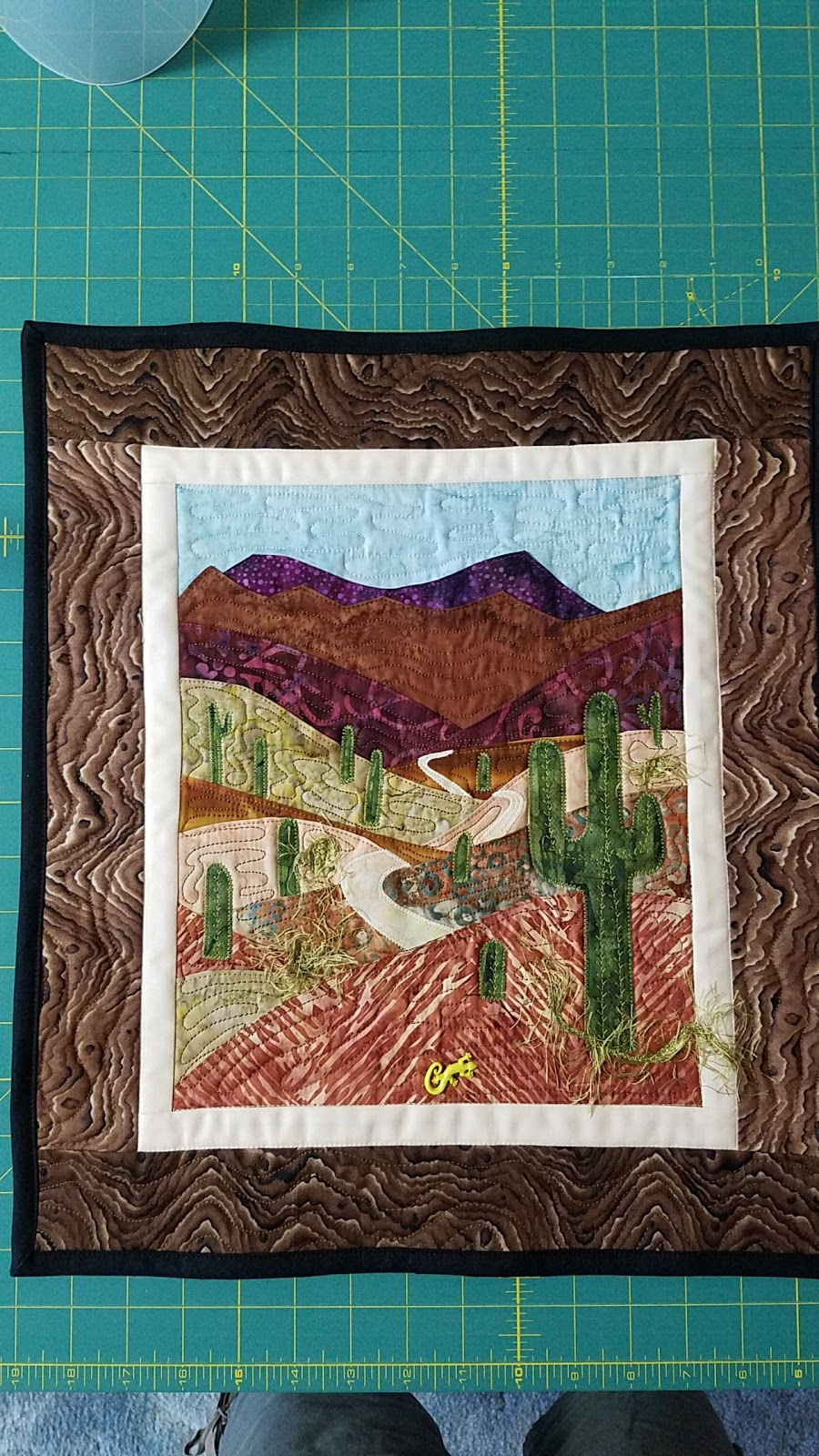 Just Sew Quilter