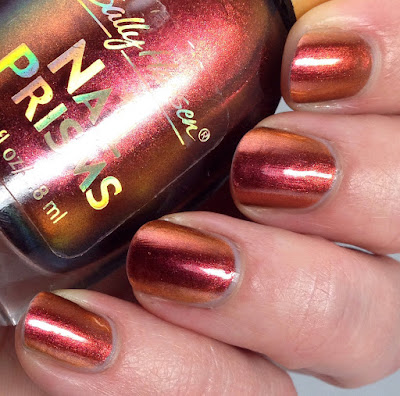 Sally Hansen Nail Prisms Amber Ruby