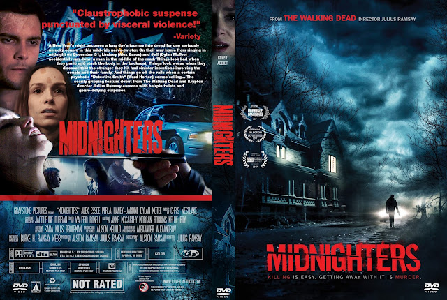 Midnighters DVD Cover