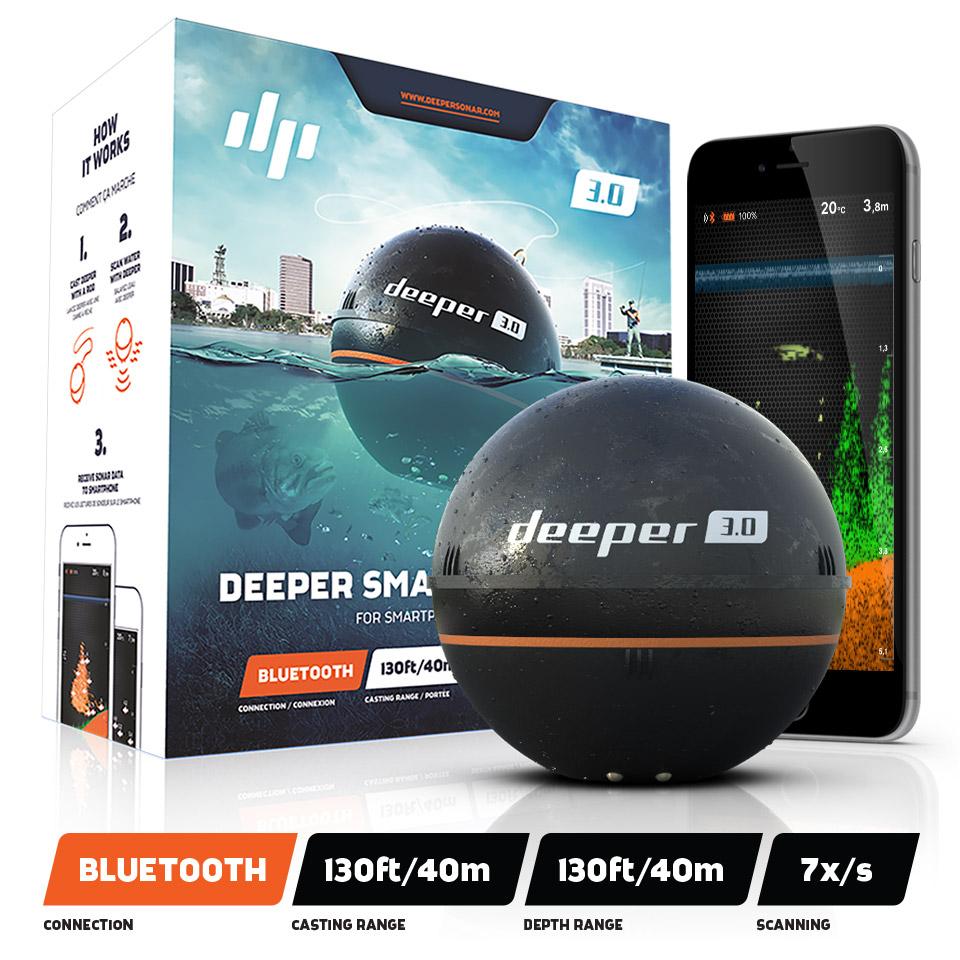 openshop online south africa: deeper wireless smart fishing sonar, Fish Finder