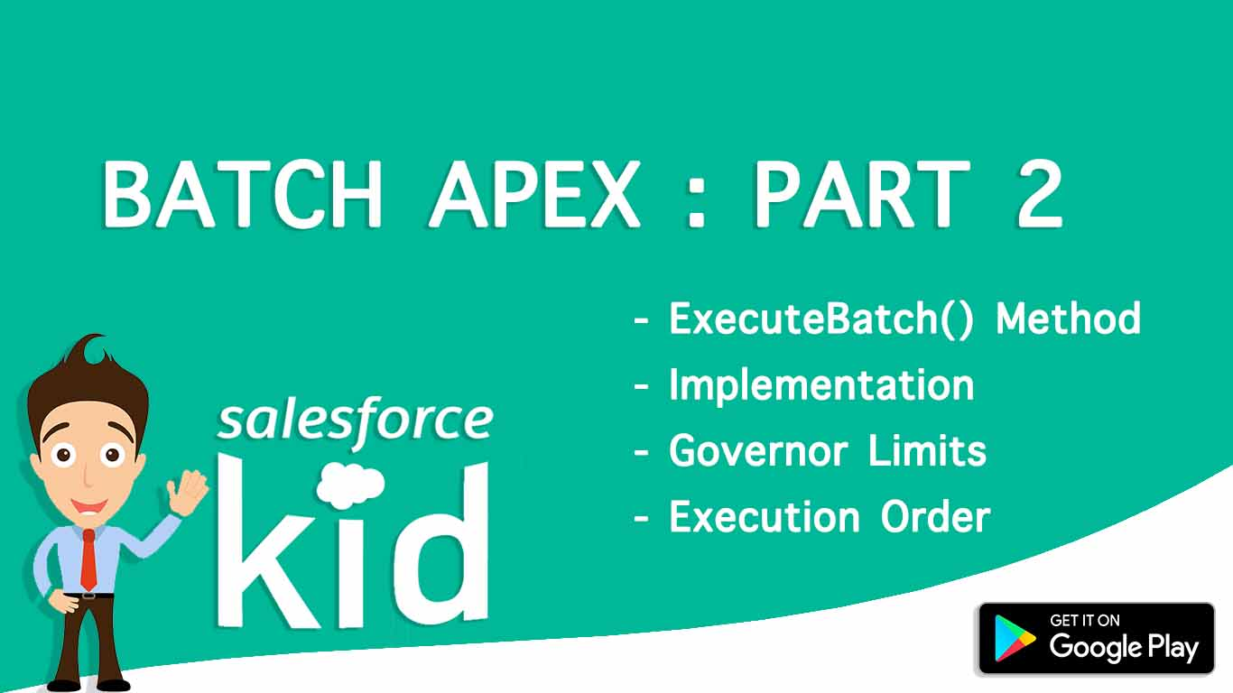 What is Batch Apex & Class in Salesforce? - Apex ...