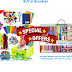 Brooklyn : ➫ 10 units of FunzBo Arts and Crafts Supplies Kit for Kids   Craft Art - AND - Kid Made Modern New Arts and Crafts Library Set   Kid ➤ 2020 delivery to Rosedale