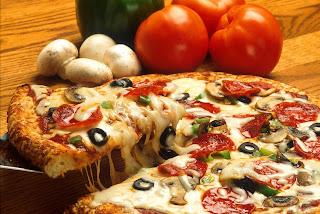ORIGIN OF PIZZA FOOD