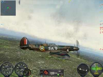 Combat Wings: Battle of Britain wallpapers, screenshots, images, photos, cover, posters