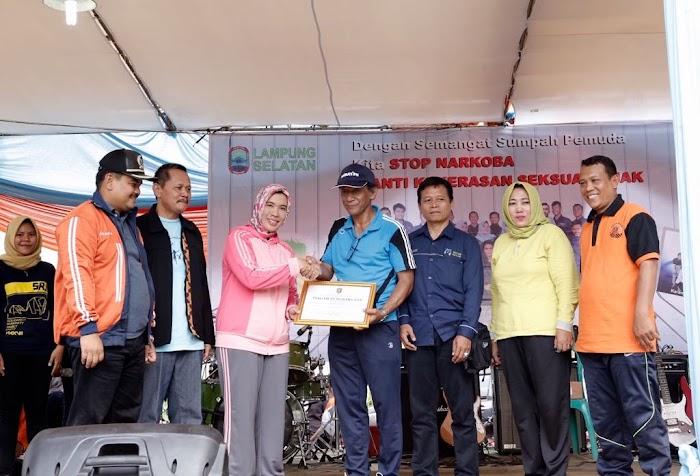 Pemprov Lampung Kampanyekan Perlindungan Anak Terpadu
