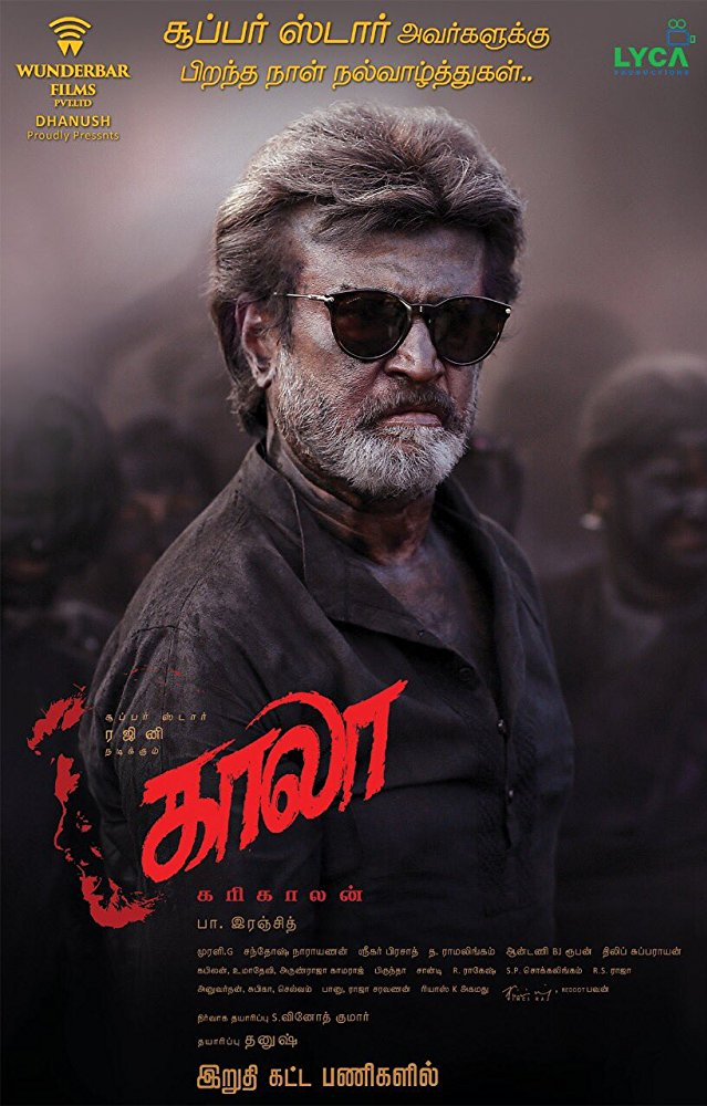 Kaala (2018) Hindi Dubbad DVDScr 700MB x264 Full Movie