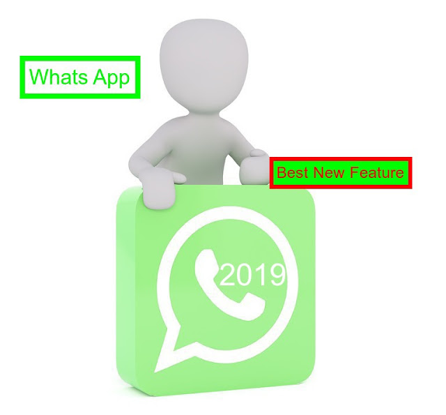 Whats App New  Update And  Whats App new features In 2019