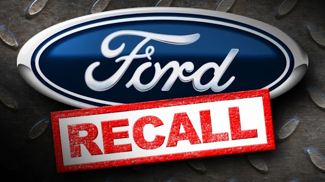 Ford recalls