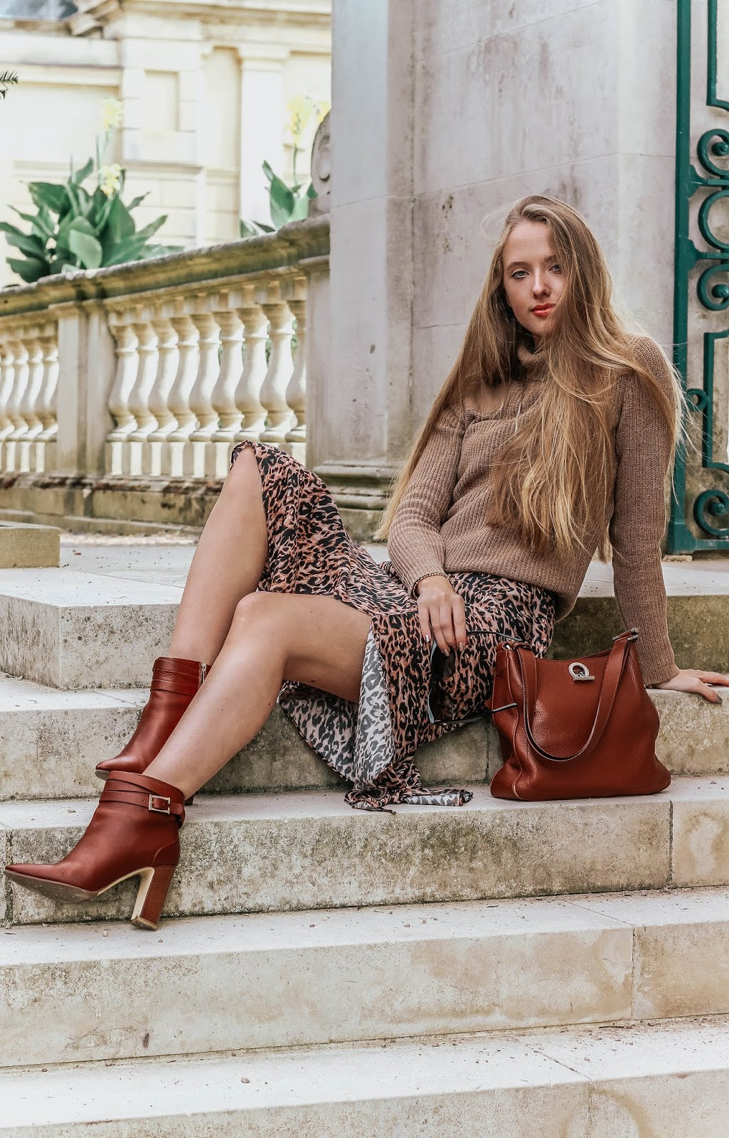 How to Style Leopard Print Autumn 2018