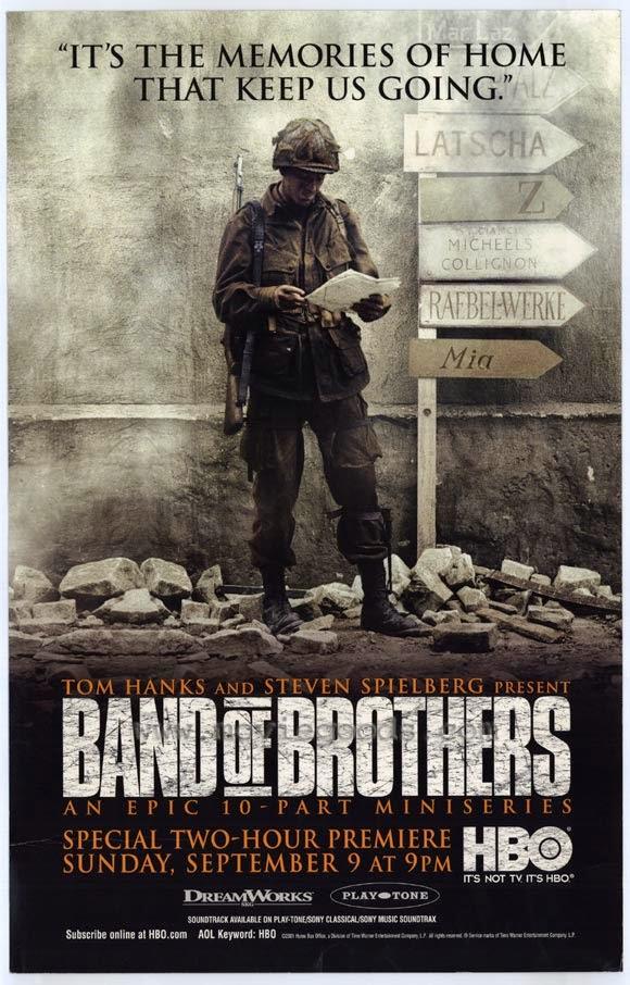 kompania braci recenzja miniserialu HBO