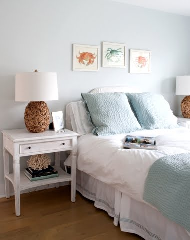 Simple Beachy Bedroom Ideas