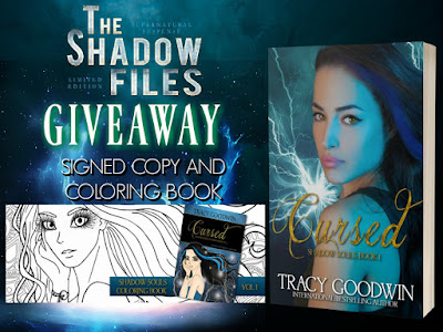 The Shadow Files - free books, giveaways and more