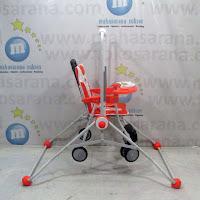 Baby Swing & Chair Stroller Tajimaku BS203 Musik Orange